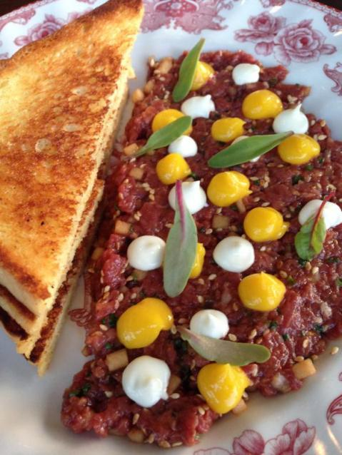 tartare ox and son